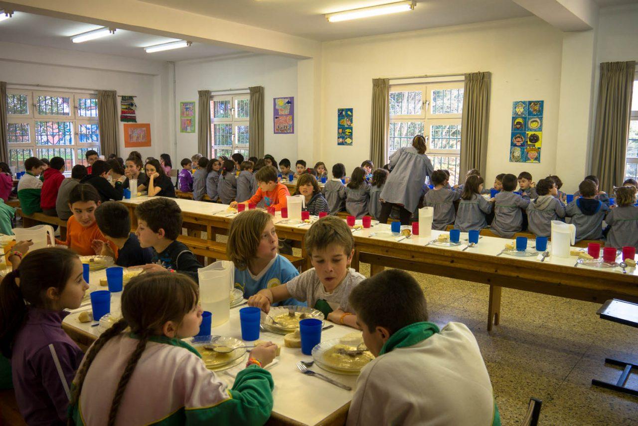 Comedor | Colegio Atalaya
