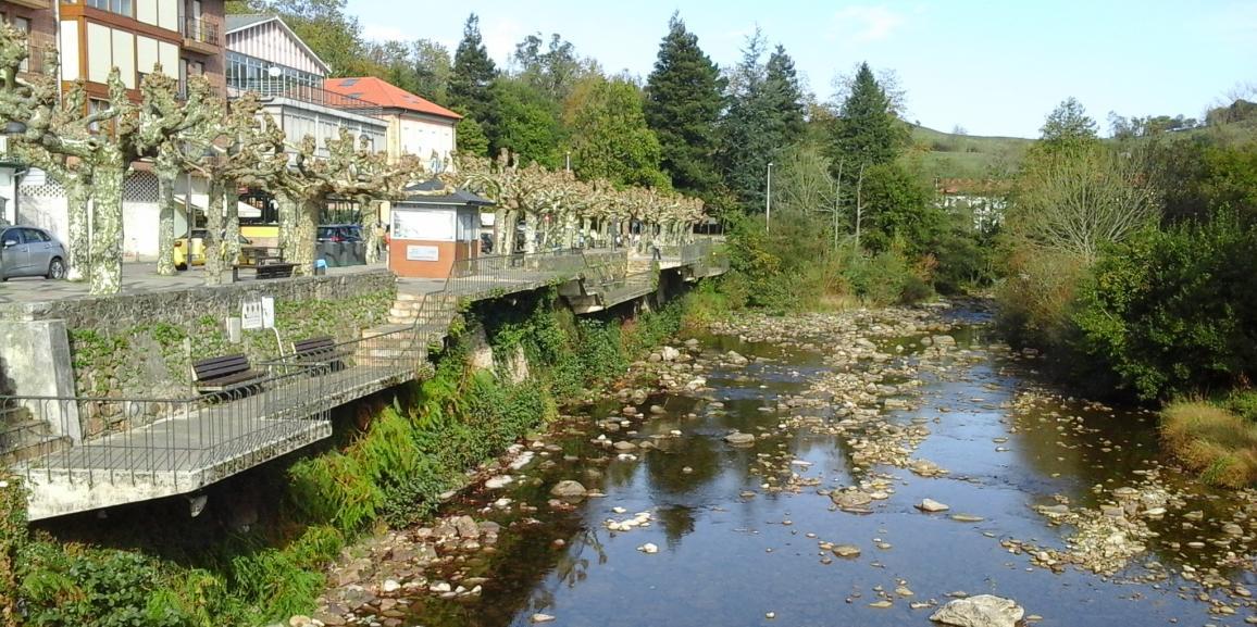Fotos: salida al Fluviarium de Liérganes