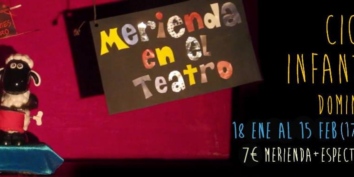 Domingos de Teatro