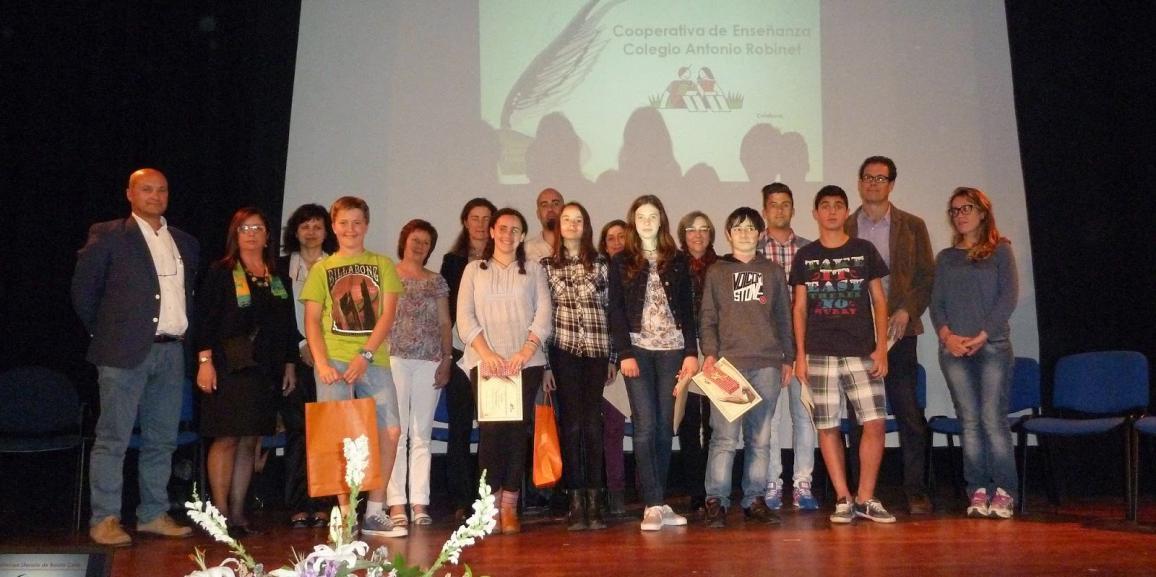 ¡Tenemos ganadora y finalista en el certamen literario del colegio Robinet!