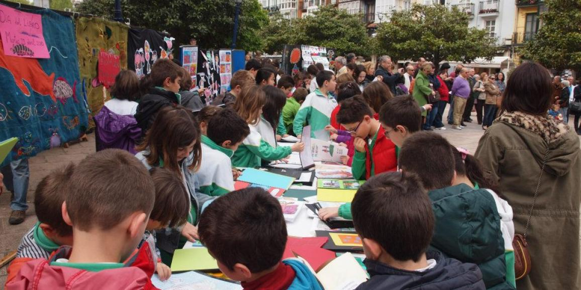 Jornadas Culturales 2014 – Exposición de libros