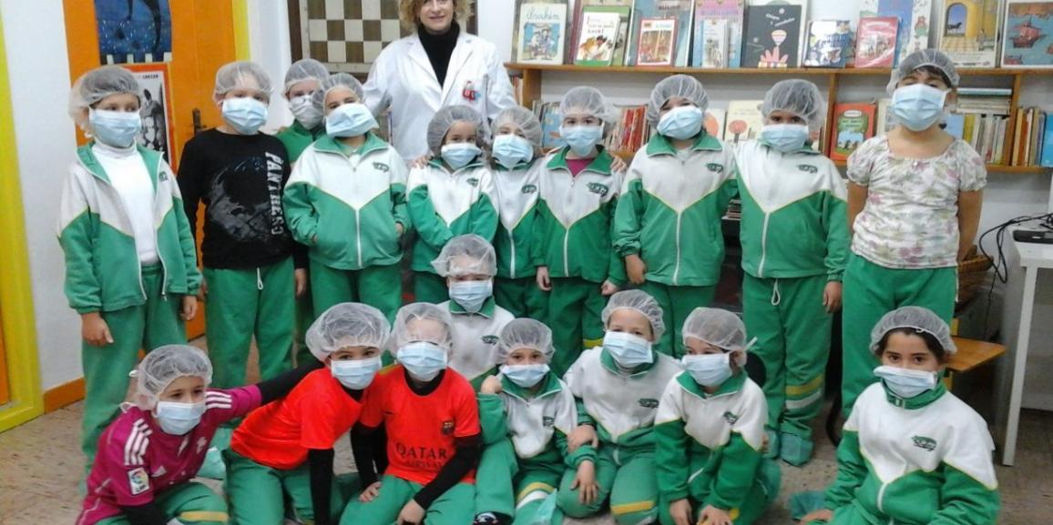 Visita: Salud infantil