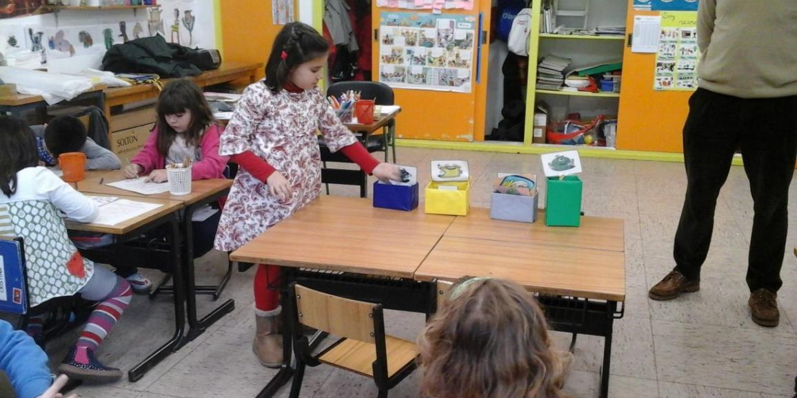 Visita: taller sobre el medio ambiente