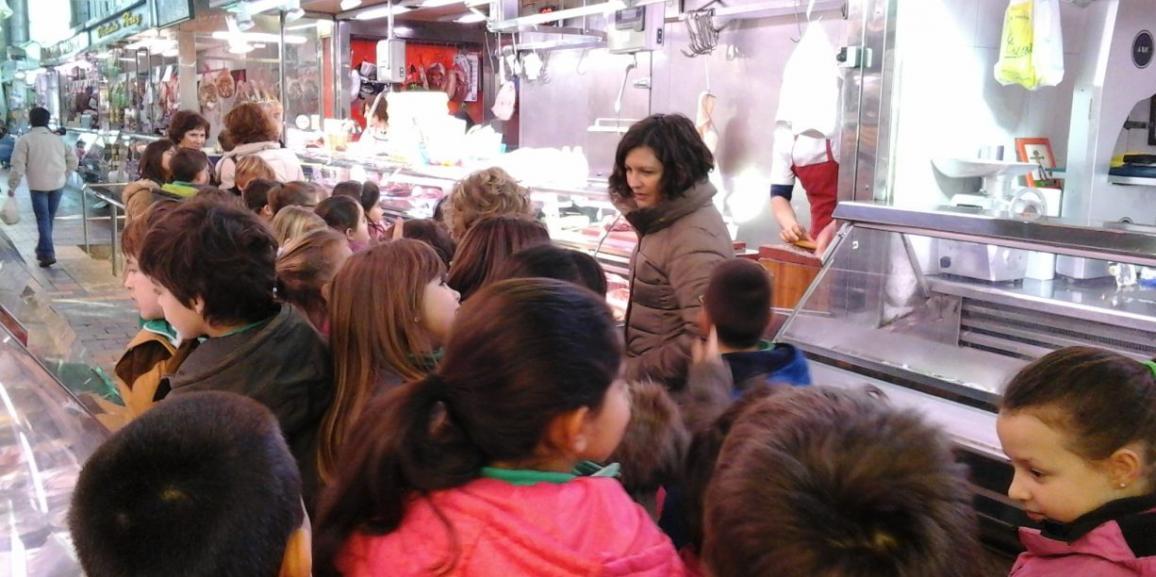 Fotos: Visita al Mercado de la Esperanza