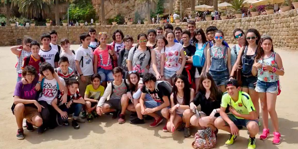 Fotos: Viaje a Barcelona 1º y 2º de la ESO