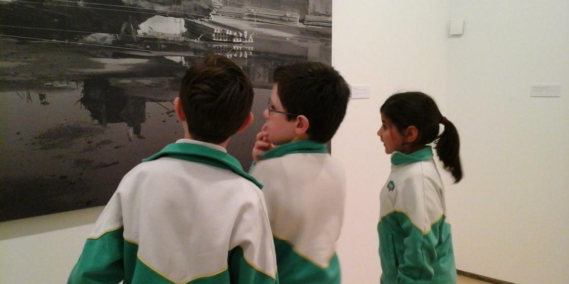 Fotos: Salida a la exposición de Carlos Garaicoa