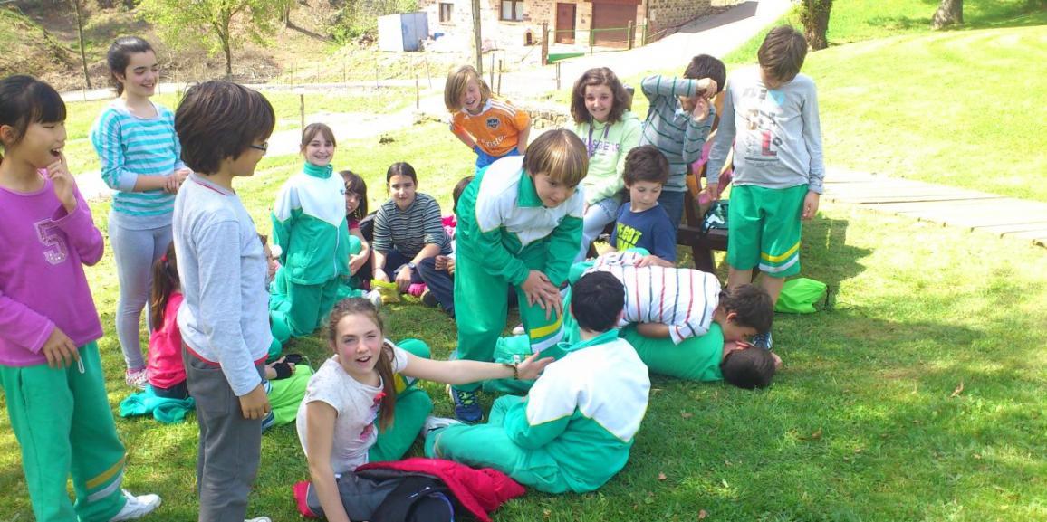 Teatro y convivencia en el colegio Robinet