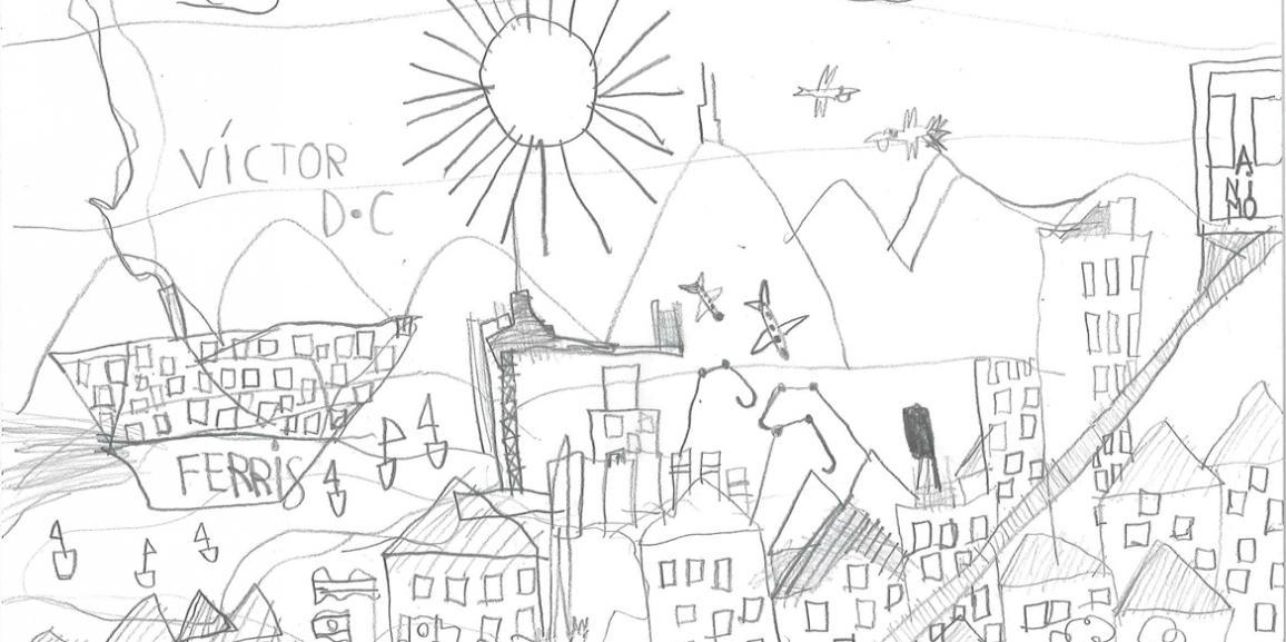 Dibujos de nuestro municipio