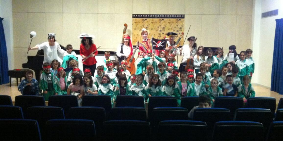 Visita y Salida: Conservatorio Ataulfo Argenta
