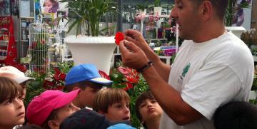 Salida: Centro de jardinería La Encina