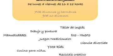 LA LUDOTECA DE ATALAYA