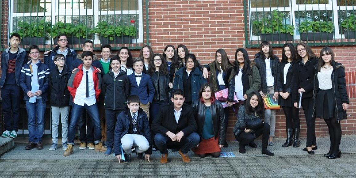 Global Classrooms 2º ESO