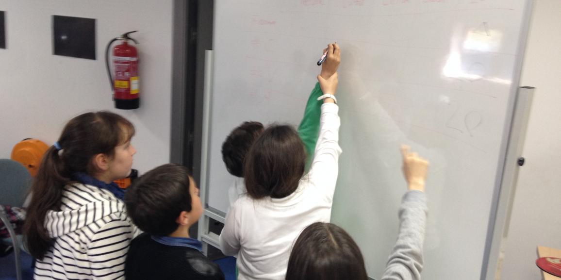 5º de primaria visita el IFCA y regresa con espíritu científico