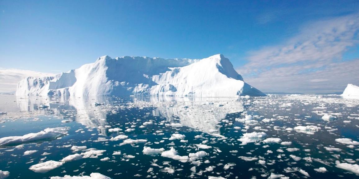 Cambio climático: el hielo se derrite