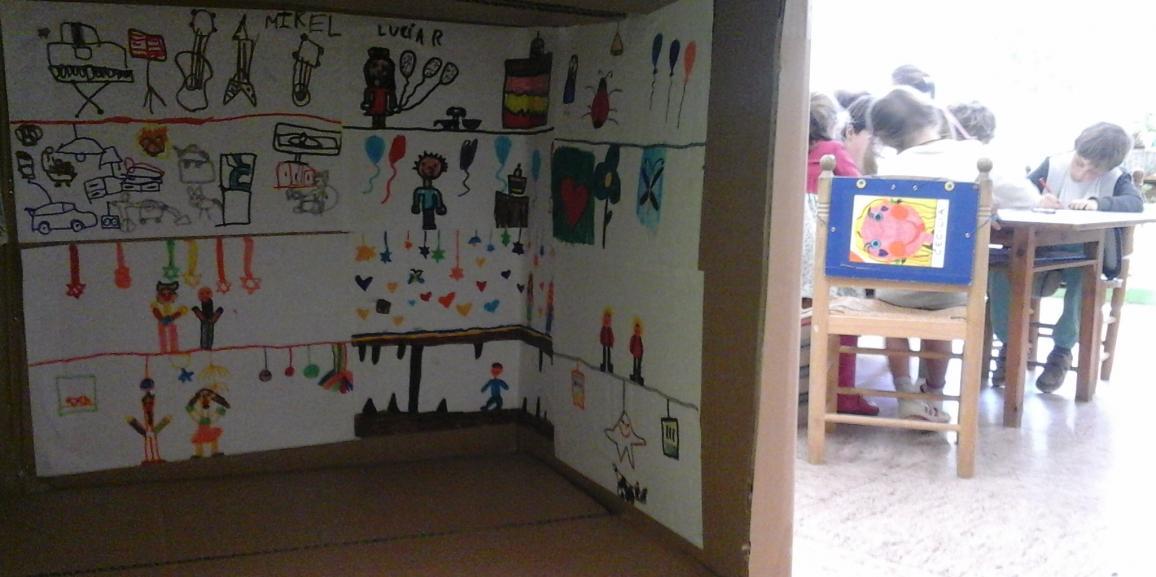 Reflejarte: Nuestro edificio ideal