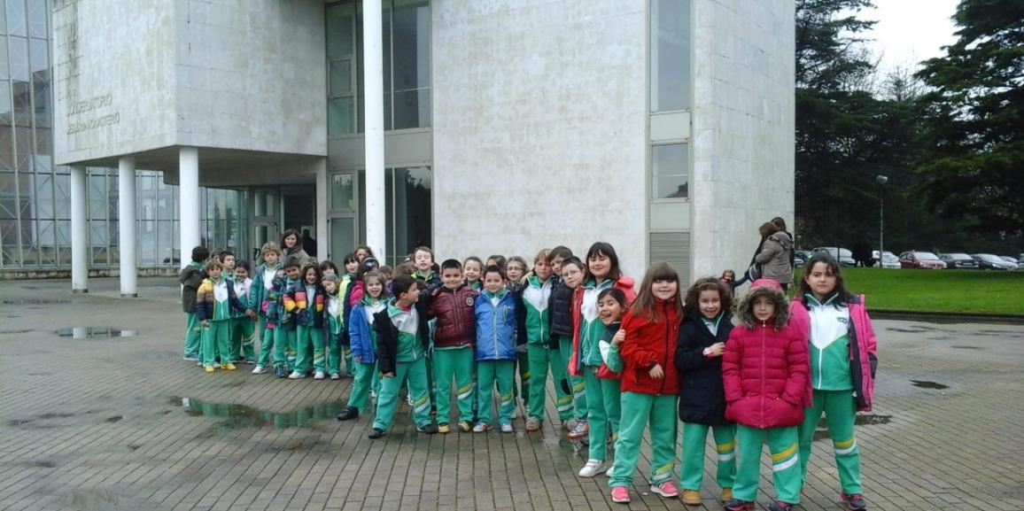 Salida: Concierto pedagógico en el conservatorio Jesús de Monasterio