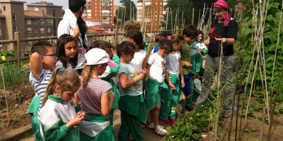 Visita: Huertos Ecológicos de la Finca Altamira
