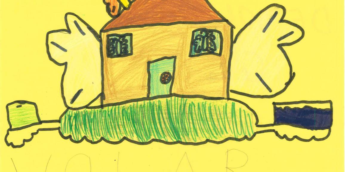 Reflejarte: bocetos del edificio parlante